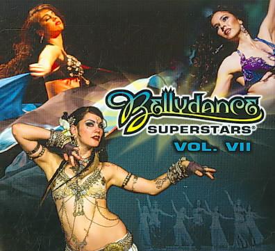 BELLYDANCE SUPERSTARS VOL VII (CD)