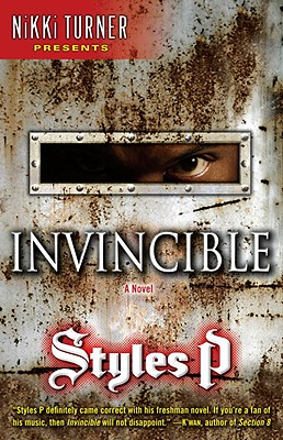 Invincible By Styles, P./ Turner, Nikki (FRW)